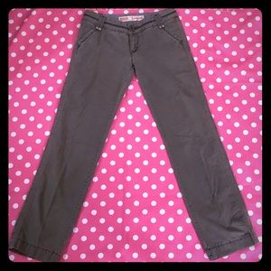😺Pants 2 for $15. Mossimo low-rise wide leg pants